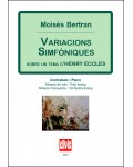 Symphonic variations on a theme by H. Eccles