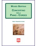 Concertino for piano and string orchestra