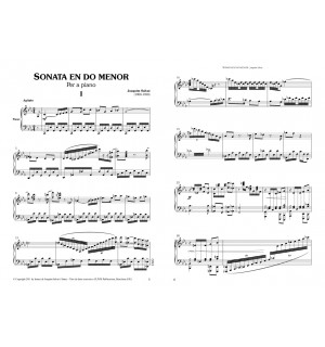Sonata en do menor