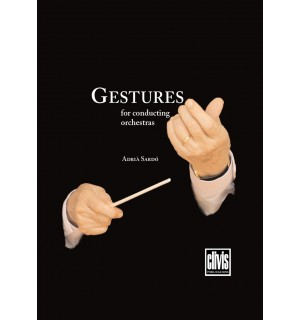 GESTURES for conducting orchestras