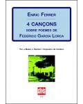 4 cançons sobre poemes de F. García Lorca