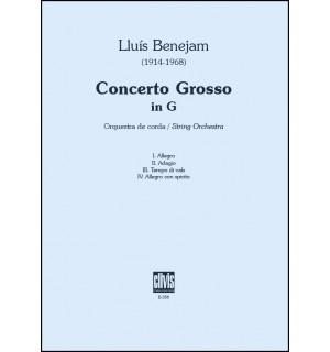 Concerto Grosso in G