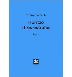 Horitzó i tres estrofes