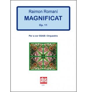 Magnificat Op. 11