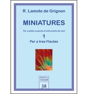 Miniatures 1