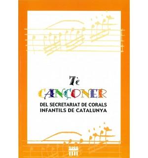 7è Cançoner del Secretariat de Corals Infantils de Catalunya