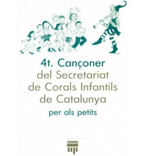 4t. Cançoner del Secretariat de Corals Infantils de Catalunya