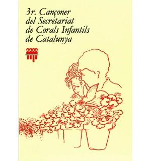 3r. Cançoner del Secretariat de Corals Infantils de Catalunya
