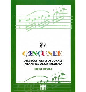 8è Cançoner del Secretariat de Corals Infantils de Catalunya