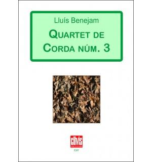 Quartet de corda num.3