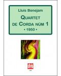 Quartet de corda núm. 1 -1950-