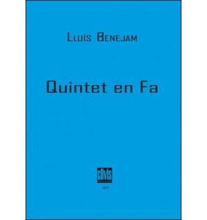 Quintet en Fa