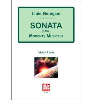 Sonata (1952) Moments musicals