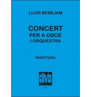 Concert per a oboè i orquestra