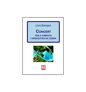 Concert per a trompeta i orquestra de corda