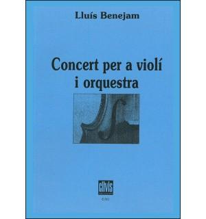 Concert per a violí i orquestra