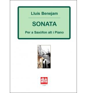 Sonata per a saxòfon alt i piano