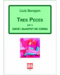 Tres piezas para oboe y cuarteto de cuerda