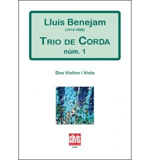Trio de corda núm. 1