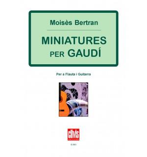 Miniatures per Gaudí