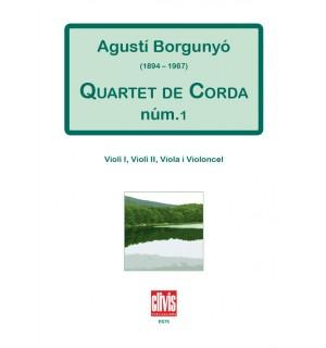 Quartet de corda núm. 1
