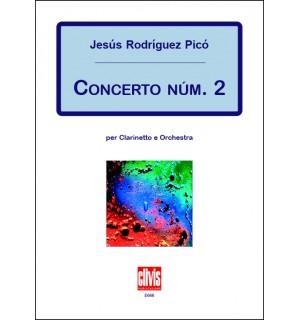 Concerto núm. 2 per Clarinetto e Orchestra