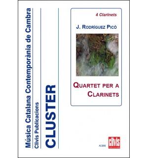 Quartet per a clarinets