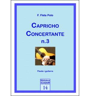 Capricho concertante núm. 3 (1987)