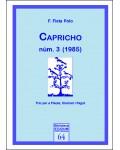 Capricho núm. 3 (1985)