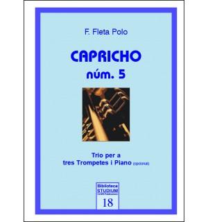 Capricho núm. 5