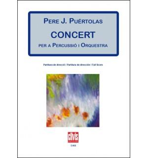 Concert per a percussió i orquestra