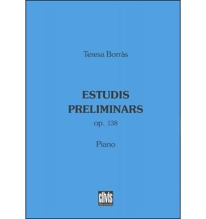 Estudis preliminars Op. 138