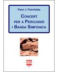 Concert per a Percussió i Banda Simfònica