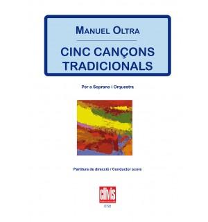 Cinc cançons tradicionals