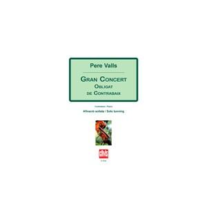 Gran concert obligat de contrabaix (Solo tunning)