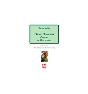 Gran Concert Obligat de Contrabaix (Orchestra tunning)