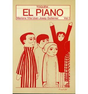 Toquem... el piano Vol. 1
