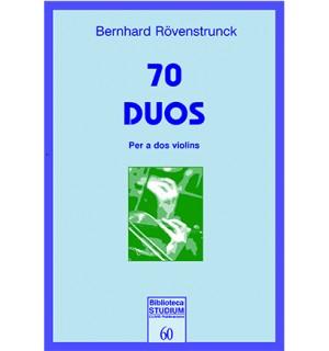 70 duos per a dos violins
