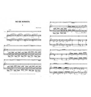 So de sonata