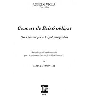 CONCERT DE BAIXO OBLIGAT