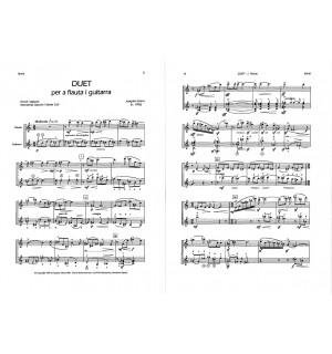 Duet per a flauta i guitarra