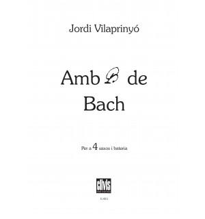 Amb B de Bach