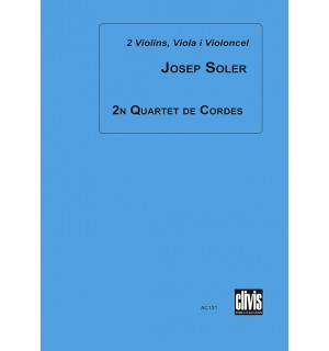 Quartet de corda núm. 2