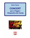 Concert per a Fagot i Orquestra de Corda