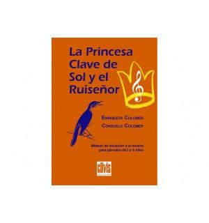 La Princesa Clave de Sol y el Ruiseñor