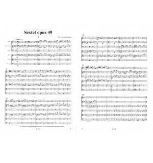 Sextet opus 49