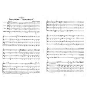 """Quartet núm. 2 """"Cinquantenari"""""""