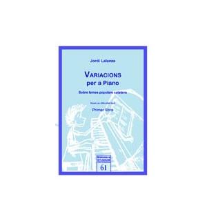 Variacions per a piano
