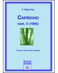 Capricho num. 3 (1985)