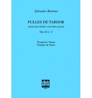 FULLES DE TARDOR